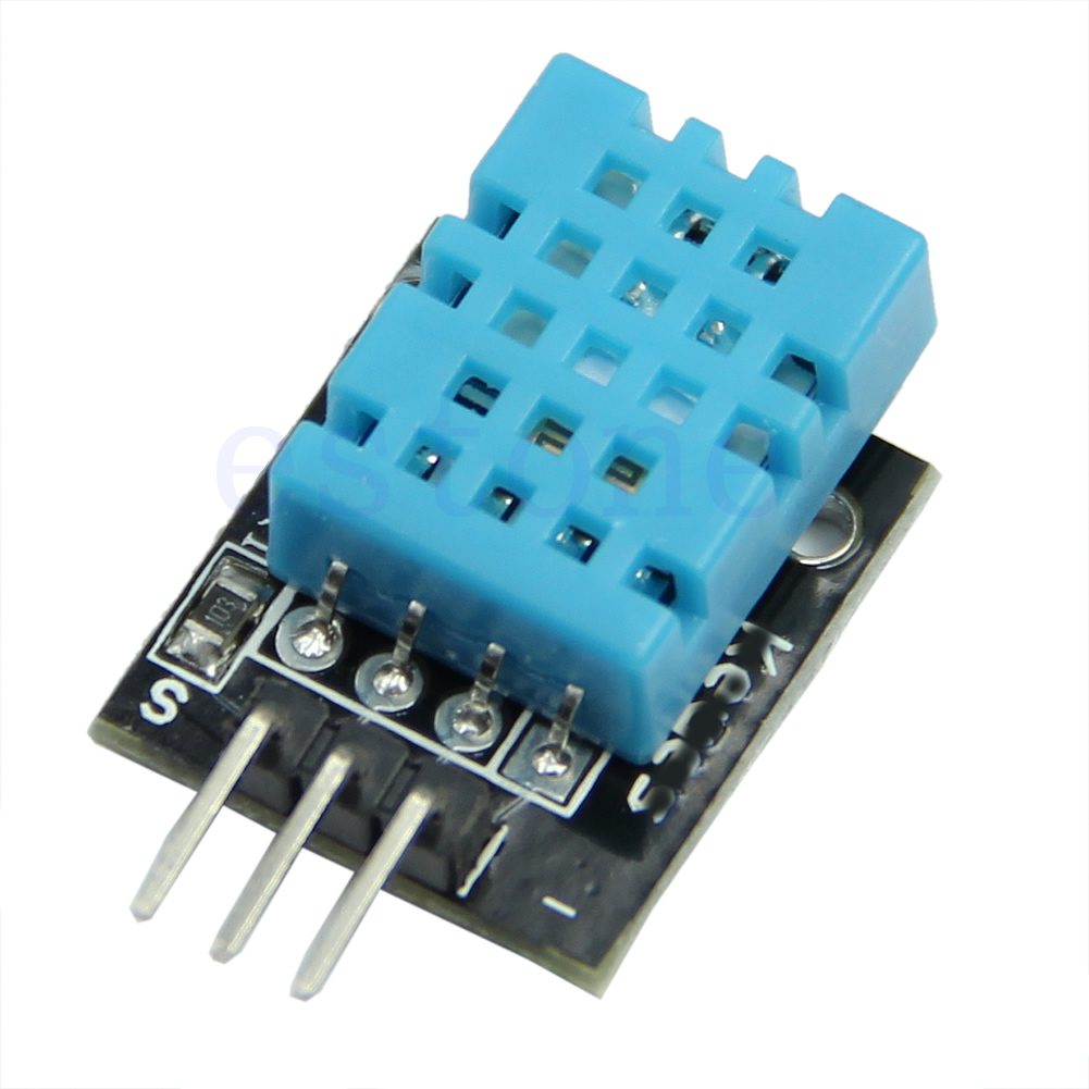 아두이노용 DHT11 디지털 온습도 센서 모듈 / DHT11 Digital Temperature Humidity Sensor Module for Arduino